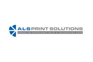 ALS Print Solutions - logo