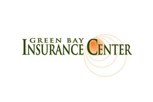Green bay insurance center - logo
