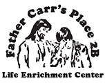Father Carr's Place 2B Logo